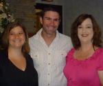 Cousins Sandy, Billy, Kim