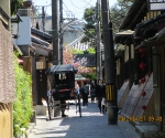 Streets in Kyoto