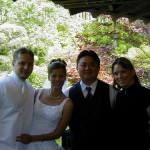 Kurt, Nichole, Lance and I